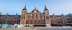 Amsterdam Central Station1