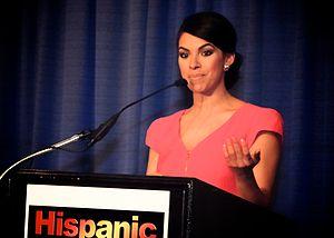 Amy Diaz - Diaz in April 2014