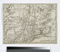 An exact map of New England, New York, Pensylvania & New Jersey, from the latest surveys - J. Lodge, sculp. NYPL465035.tiff