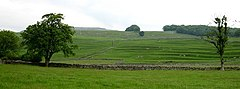 Ancient field systems and lynchets at Austwick.jpg