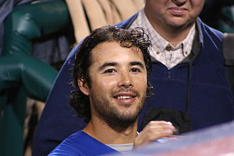 Andre Ethier - Ethier with the Los Angeles Dodgers