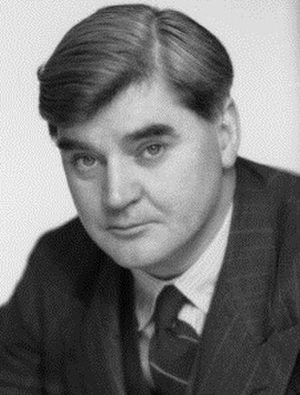 1955 Labour Party (UK) leadership election - Image: Aneurin Bevan (crop)