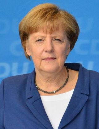 Angela Merkel 2 Hamburg