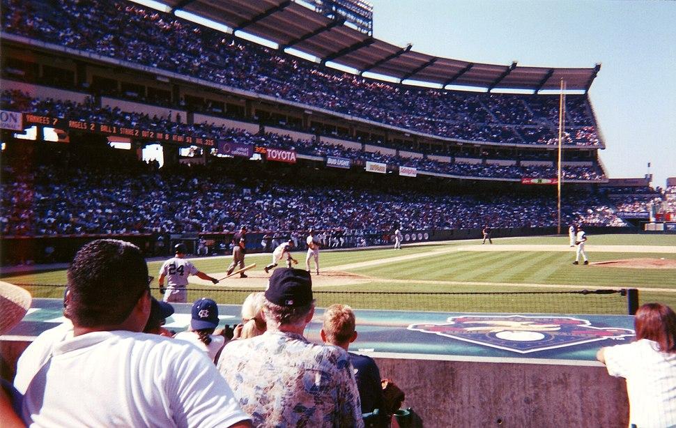 Angels vs. Yankees 2001 (Bernie Williams vs. Lou Pote)