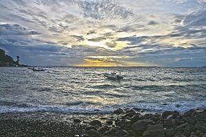 Mabini, Batangas - Sunset in Anilao