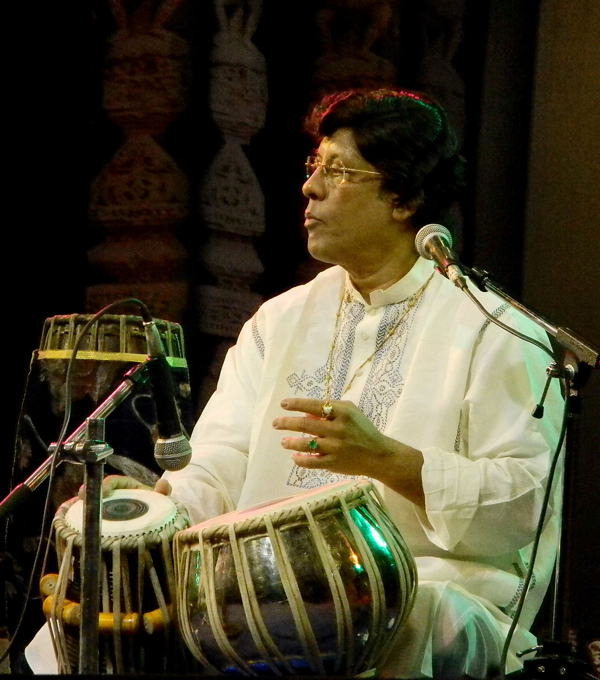 Indian Musical Instruments Tabla Anindo Chatterjee - Wi...