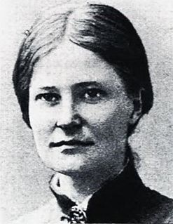 Anna Bugge Norwegian feminist