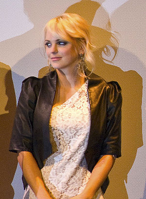 Anna Faris at the Observe and Report world pre...