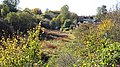 Annick Water, Stewarton, East Ayrshire. View downstream from Bessie's Bankhead.jpg