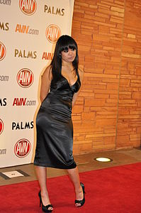 Annie Cruz at AVN Awards 2011 1.jpg
