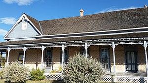 Annie Riggs Memorial Museum