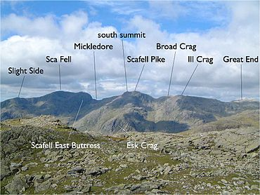 Scafell Pike Wikipedia