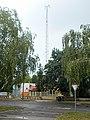 Antenna tower, Haraszthegyi street, 2018 Oroszlány.jpg