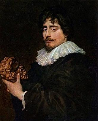 François Duquesnoy - Image: Anthonis van Dyck 024