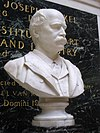 Anthony J. Drexel bust - Drexel University - IMG 7344.JPG