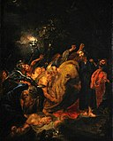 Anthony van Dyck (1599-1641) (after) - The Betrayal of Christ - 290410 - National Trust.jpg