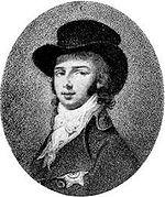 Princess Louise's husband Prince Antoni Radziwiłł, c. 1800. (Source: Wikimedia)