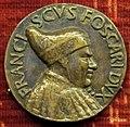 Antonio gambello da san zaccaria, medaglia di francesco foscari, doge nel 1423.JPG