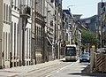 Antwerpen - Antwerpse tram, 23 juli 2019 (056, Lange Nieuwstraat).JPG