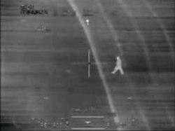 Amerikaanse helikopterpiloten vuren op verdachte Irakezen, januari 2004