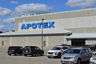 Apotex Canadian pharmaceutical company