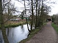 Approaching Bartons Mill along the River Loddon - geograph.org.uk - 677461.jpg