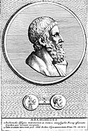 Archimedes Bust