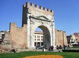 Arch of Augustus (Rimini)
