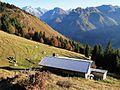 Ardesio Baita inferiore monte Secco.JPG