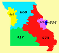 Area codes MO.png