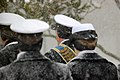 Arlington National Cemetery funeral in snowy conditions (12119532034).jpg