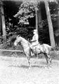 Armeearzt Oberst Hauser zu Pferd - CH-BAR - 3238971.tif