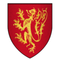 Arms of Sir Sir Bartholomew de Burghersh, KG.png