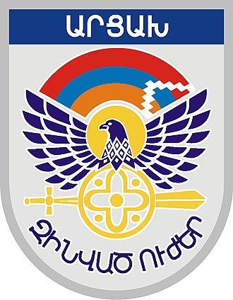 Nagorno-Karabakh conflict - Image: Army Artsakh