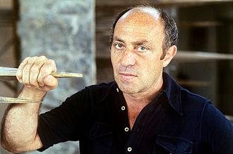 Arnaldo Pomodoro - Pomodoro in Milan, 1975