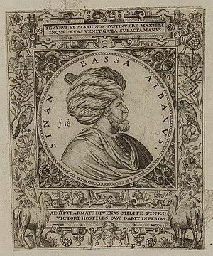 Grand vizier - Image: Arolsen Klebeband 01 457 3