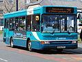 Arriva Buses Wales Cymru 911 X242PGT (8716420001).jpg
