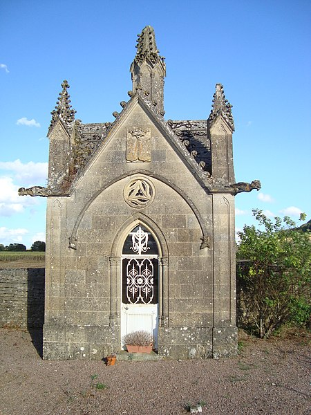 Arthel Graveyard - Tomb
