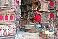 Artisan sculpteur sur bois (Changu Narayan) (8571403247).jpg
