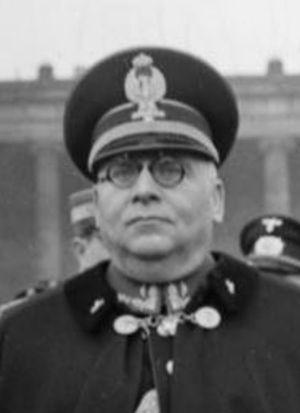 Arturo Bocchini - Bocchini 1936 in Berlin