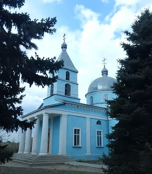 Ascension Church in Novopetrivka 4