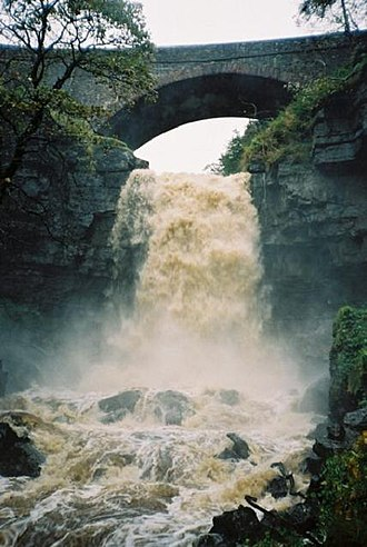 Garrigill - Ashgill Force
