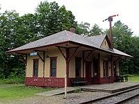 Ashland NH depot three quarters view.JPG