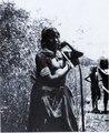 Ashluslay; manstyp, krigare. Se även 71-16. El Gran Chaco. Bolivia - SMVK - 0072.0038.tif
