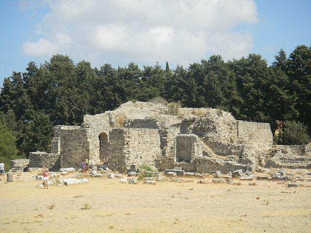 File:Asklepion Roman Baths1.jpg - Wikimedia Commons
