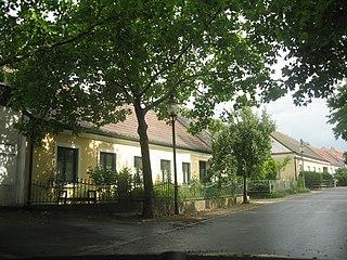 Aspern part of Donaustadt, the 22nd district of Vienna