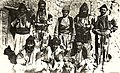 Assyrian Jilu fighters, 1918.jpg