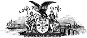 Greater Astoria Historical Society - Image: Astorialic logo small