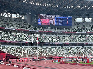 Athletics at the 2020 Summer Olympics – Mens 100 metres Olympic athletics event