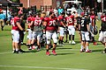 Atl Falcons training camp July 2016 IMG 7741.jpg